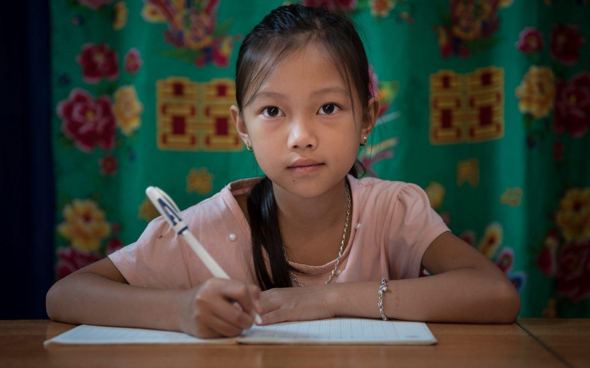 Lớp học tăng cường tiếng Việt